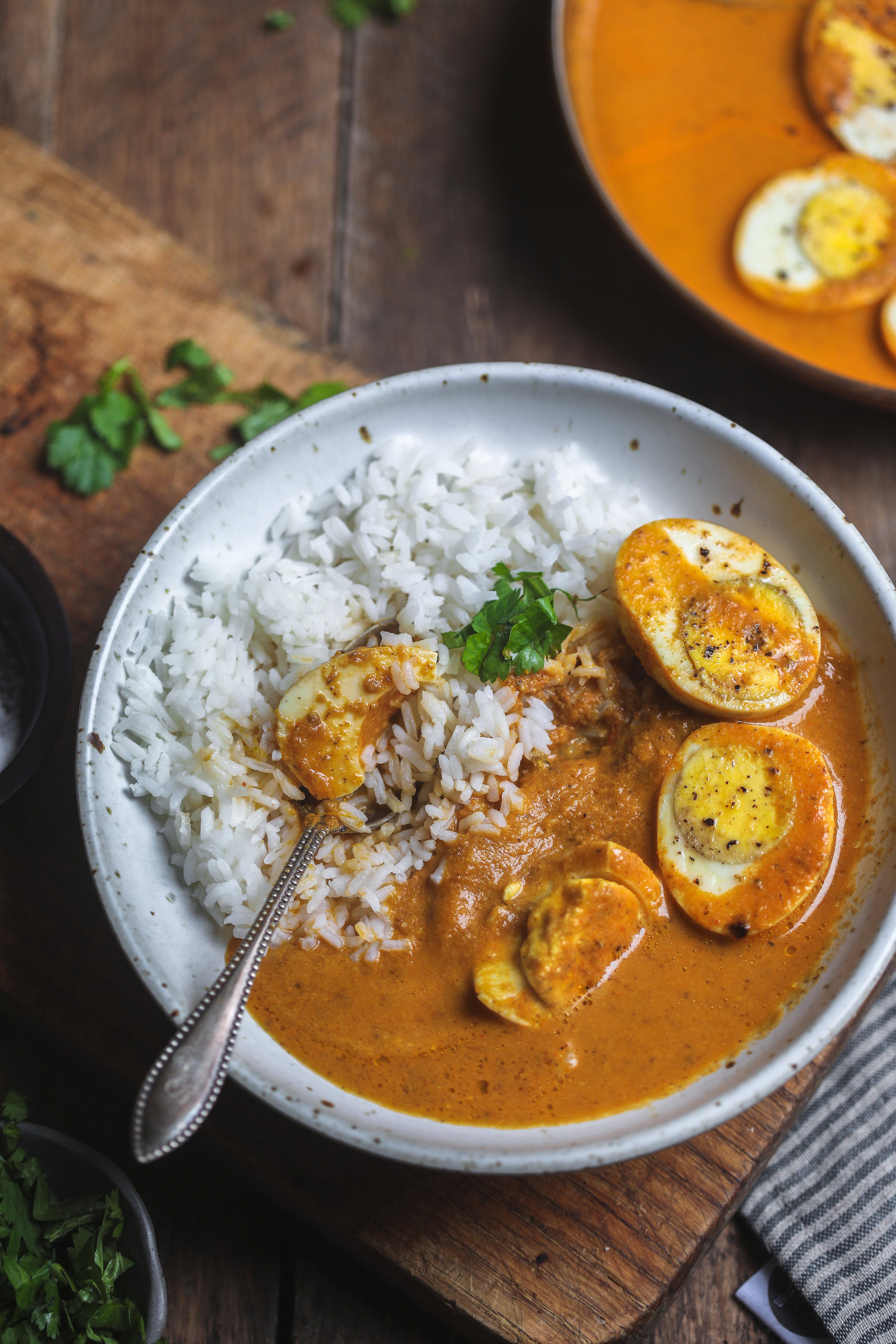Quick South Indian Egg Curry Eggcurry Southindiancurry