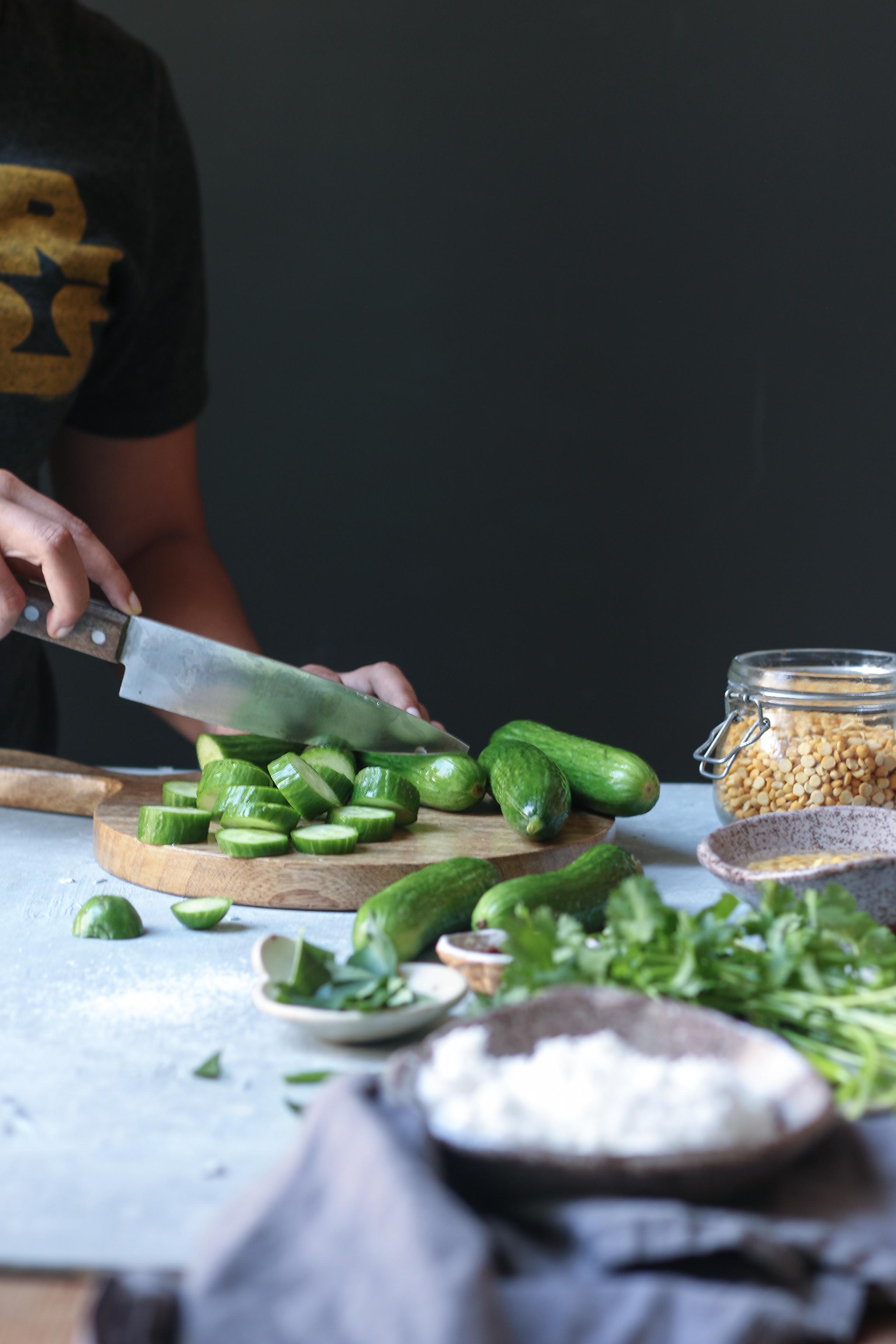 Cucumber Chutney/ Southekkai Chutney Mangalore style |foodfashionparty| #chutney
